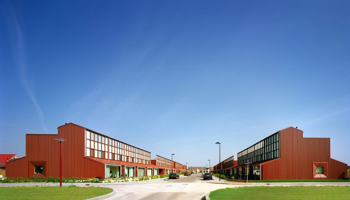 Marlies Rohmer woningbouw, Lelystad, aluminium, serre, CPO, uitbreidbaarheid