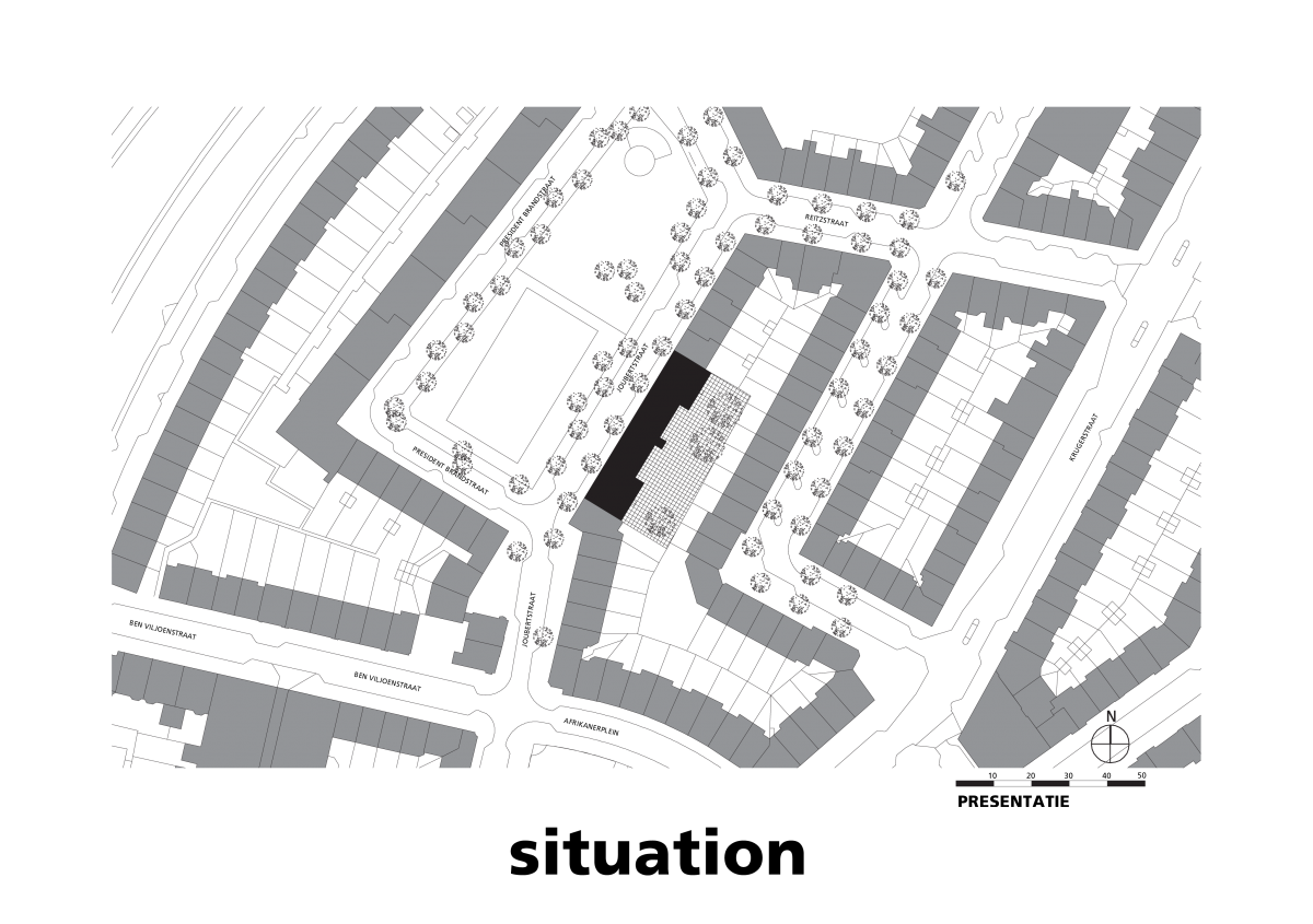 Marlies Rohmer, De verbinding, moskeeverzamelgebouw, Fusion, Joubertstraat Amsterdam, metselwerkpatroon, Turkse moskee, Marokkaanse moskee, opengewerkt metselwerk, baksteen, glazen erker