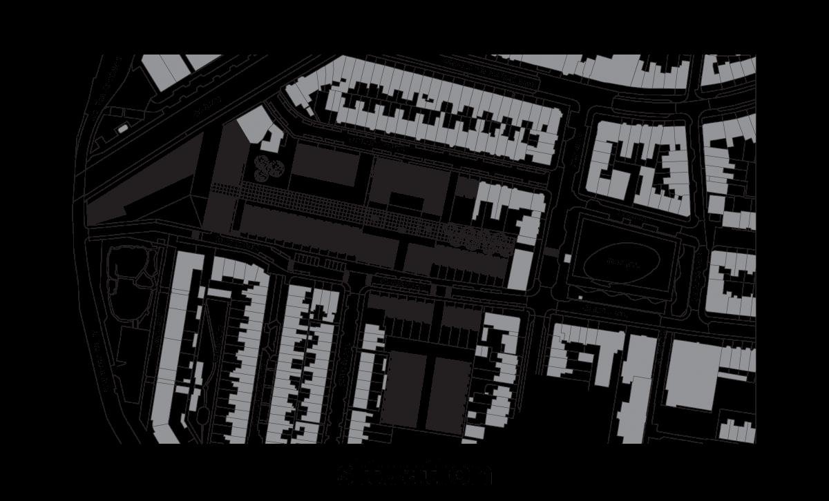 Marlies Rohmer, Dobbelmanterrein, Nijmegen, housing, workshops, masonry, healthcare, veranda, green, chimneys, meeting place, square, participation