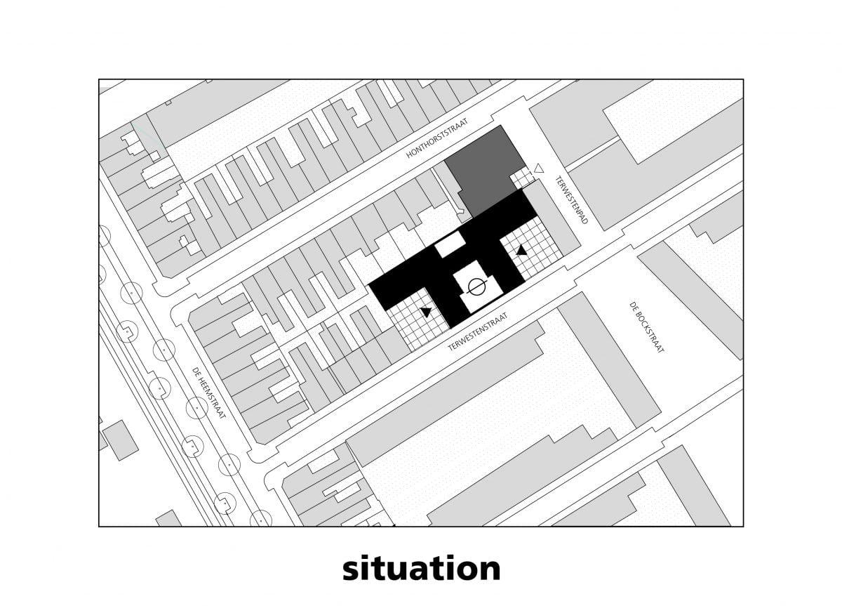 Marlies Rohmer, Brede school, het Spectrum, Schilderwijk, Den Haag, metselwerk, sport op het dak, multiculti