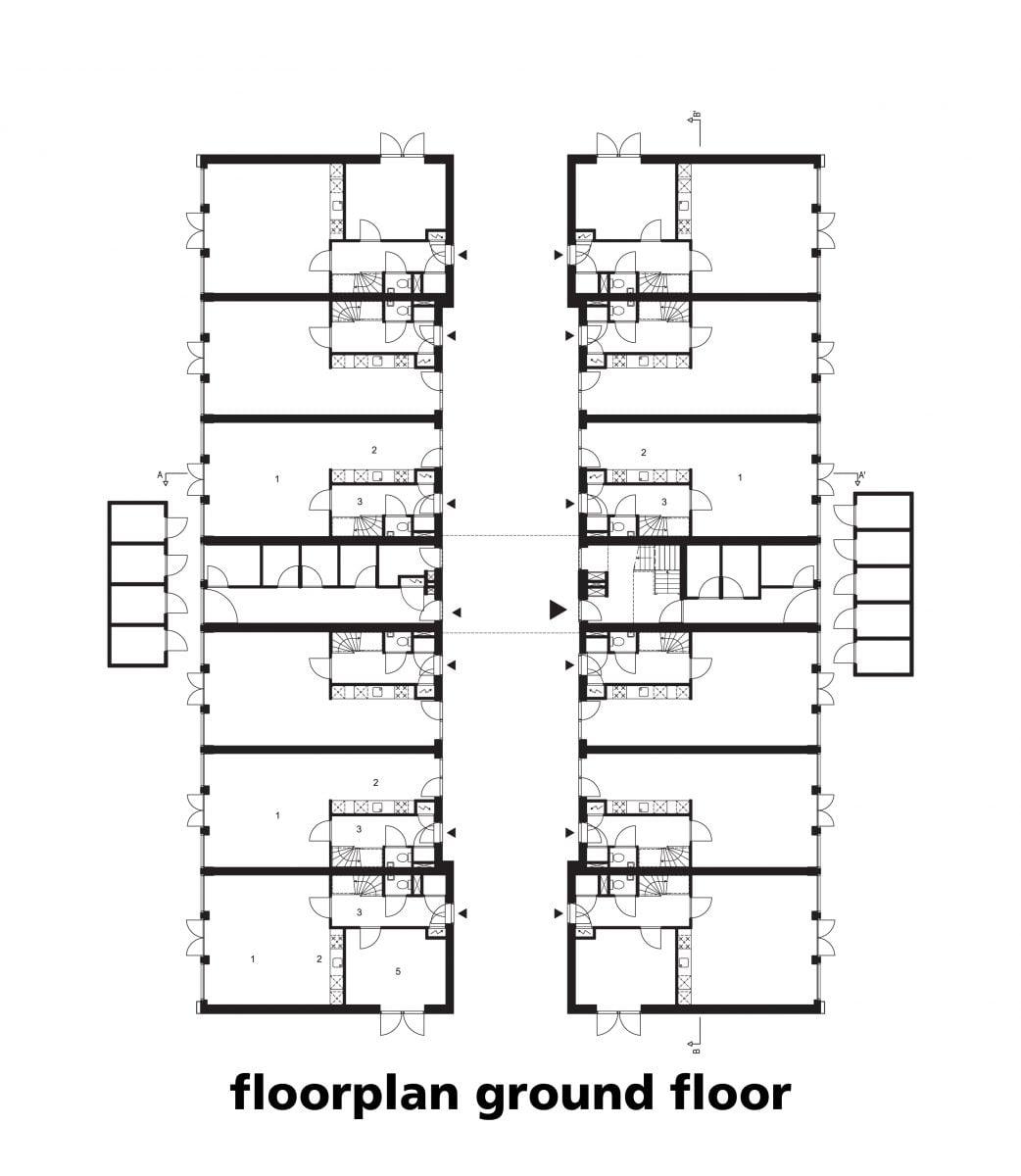 Marlies Rohmer, housing, Vijfhuizen, mutated farmhouse, slates, sculptural, glass, residential area