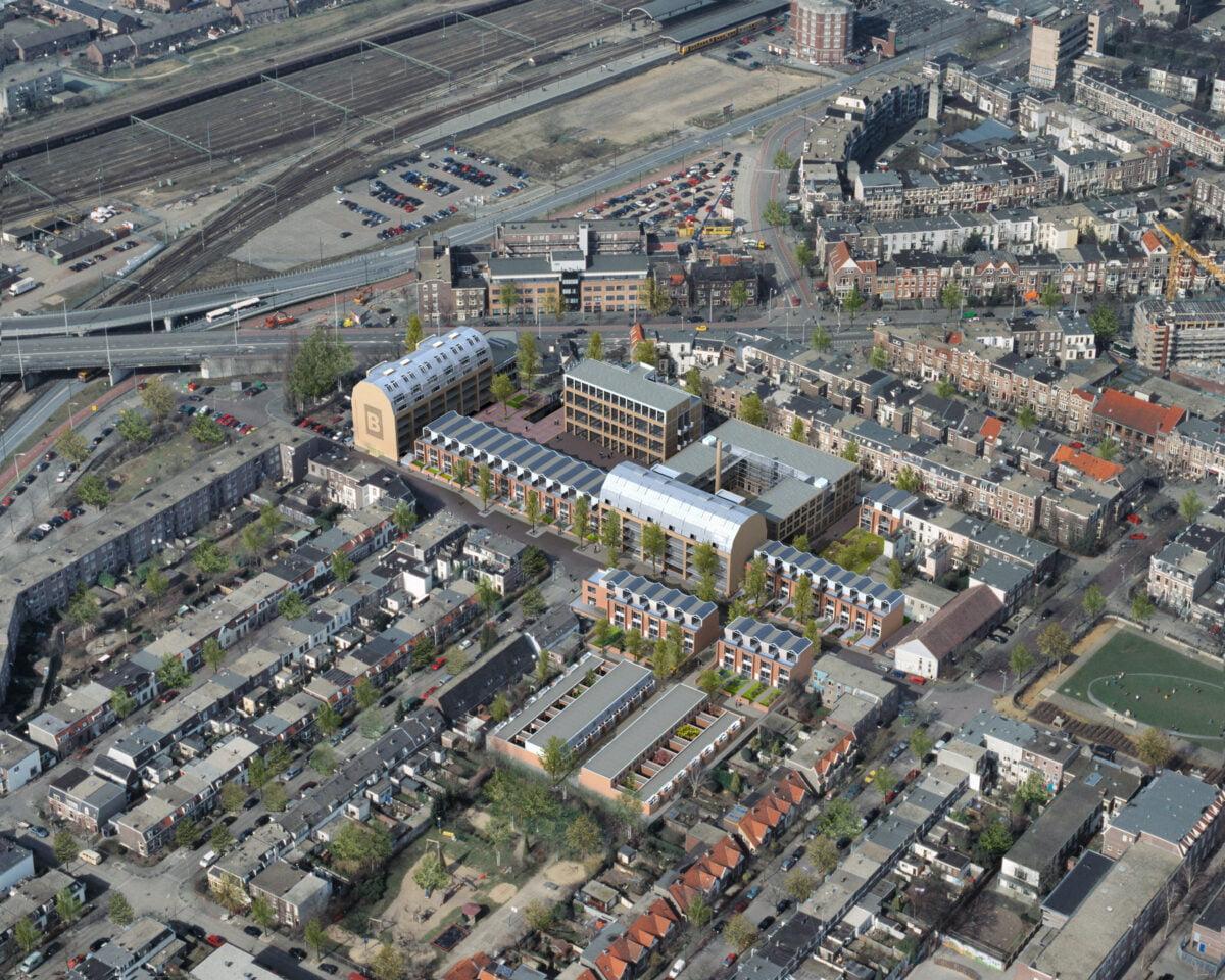 Rohmer, Wozoco, Nijmegen, Dobbelmanterrein, Zorg, Beschermd wonen, Binnentuin, Serre, Meervoudig complex gehandicapt